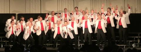 Heart of Maryland Chorus