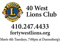 Forty West Lions Club