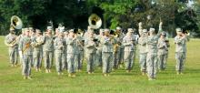 229th Army National Guard Band