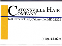 Catonsville Hair Company