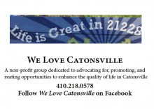 We love Catonsville